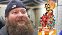 Action Bronson -- 'Actin Crazy' About Bongs ... My New One Cost $20k! (PHOTOS)