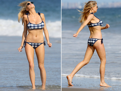 Charlotte McKinney -- My Ass Can't Wait for Summer (PHOTOS)