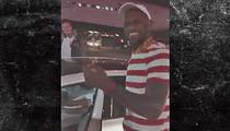 LeBron James -- Teammate Proves He REALLY Drives a Kia (VIDEO)