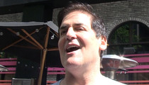 Mark Cuban -- I Busted My Billionaire Ass ... To Sell Mavs Tix (VIDEO)