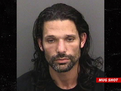 WWE Superstar Adam Rose -- Arrested for Domestic Violence (MUG SHOT)
