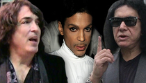 Paul Stanley -- Just Shut Up, Gene Simmons ... You Don't Know How Prince Died!!