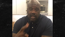 Shaq -- Sings 'O Canada' ... Tribute to Fort McMurray Fire Responders (VIDEO)