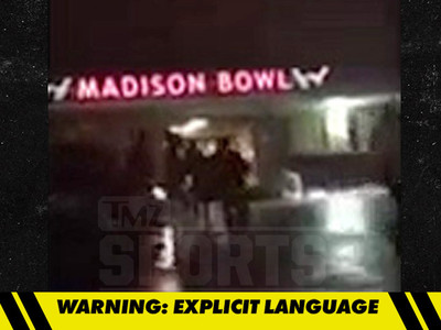 Adrien Broner -- New Video Evidence ... In Bowling Alley Robbery Case (VIDEO)