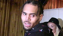 Chris Brown --  Pisses Off Cops with Doughnuts