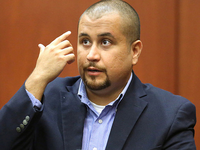 George Zimmerman -- Relists Trayvon Martin Death Gun