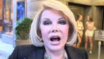 Joan Rivers -- Malpractice Suit Settled for Millions