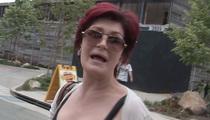 Sharon Osbourne -- Lawyering Up For Divorce