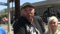 Randy Couture -- Ronda Was Wrong ... Shouldn't Have Exploded On Paige