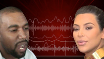 Kanye West -- Kim's Gonna Kill Me ... O.J. Simpson Style! (AUDIO)