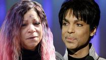 Prince's Sister -- Hints at Rift with Church ... His Remains Won't Be at Service