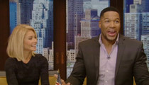 Michael Strahan & Kelly Ripa -- And the Best Acting Oscar Goes to ... (VIDEO)