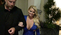 Jessica Simpson -- Barely Holding it Together (VIDEO)
