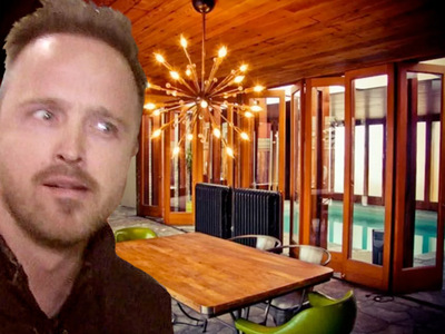 Aaron Paul -- I'm a Real Estate Double Dipper! (PHOTOS)