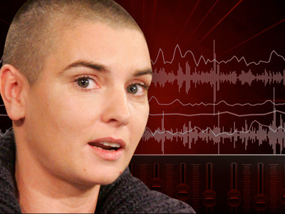 Sinead O'Connor -- Past Suicide Attempt Helps Cops in Search (AUDIO)