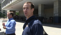 Drew Brees -- The Best Food in N'awlins Is ... (VIDEO)