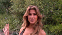 Carl's Jr. Hottie Kara Del Toro -- Hold The Gronk ... David Beckham's My Dream Model (VIDEO)