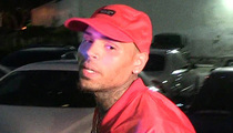 Chris Brown -- Accused of Ordering Yacht Party Beatdown