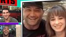Dave Bautista -- I've Tried Pole Dancing ... It's No Joke! (VIDEO)