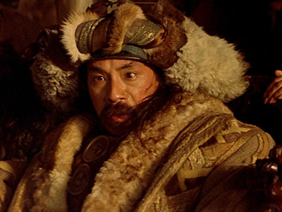 Genghis Khan in 'Bill & Ted's Excellent Adventure': 'Memba Him?!