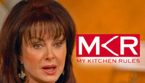 Naomi Judd -- Burns Cooking Show Co-Stars ... I'm a Cut Above These Ray J & Brandi Types