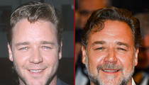 Russell Crowe -- Good Genes Or Good Docs?