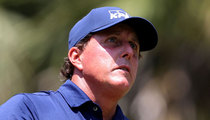 Phil Mickelson -- Sued By SEC ... $930k Profit From Insider Info