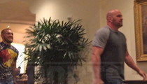 Conor McGregor & Dana White -- Reunited with Big Plans (VIDEO)
