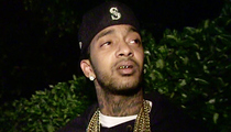 Nipsey Hussle -- Sizzurp Charge Dropped ... Still Gets Jail Time