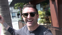 Robbie Keane -- I'd Love to Play with Ronaldo ... Come to the Galaxy! (VIDEO)
