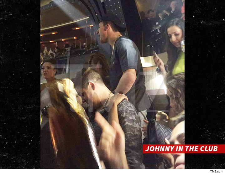 Johnny Manziel Booted From Vegas Club After Allegedly Punching Guy ...