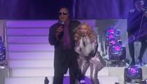 Madonna & Stevie Wonder -- Makin' It 'Purple Rain'