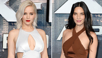 Jennifer Lawrence vs. Olivia Munn -- Who'd You Rather? (X-Men Edition)