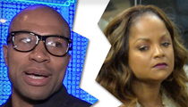 Derek Fisher Divorce -- Destroying Frozen Embryos ... After Nasty Split