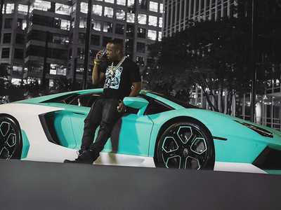 Yo Gotti Sues Lambo Dealership ... Employee Crashed My Whip On Joyride