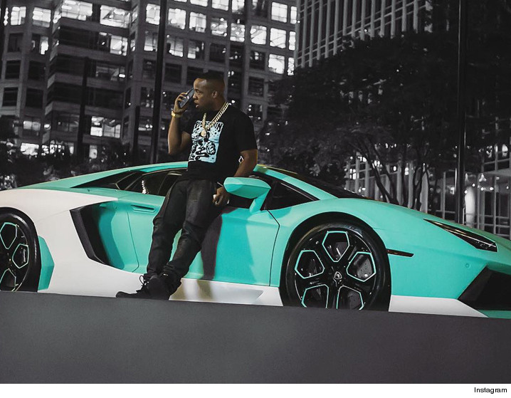 Yo Gotti Sues Lambo Dealership Employee Crashed My Whip On - Lamborghini car dealership