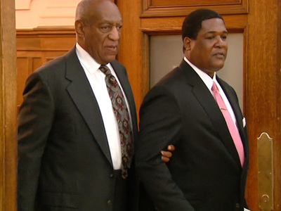 Bill Cosby -- Ordered to Stand Trial for Sexual Assault (VIDEO)
