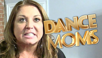 'Dance Moms' -- Homeless Man Arrested And Tased For Trying To Get In Studio