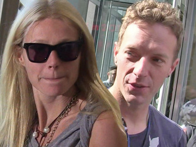 Gwyneth Paltrow, Chris Martin -- Divorce a Done Deal