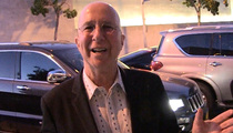 Paul Shaffer -- David Letterman Grew a Hate Beard (VIDEO + PHOTO)