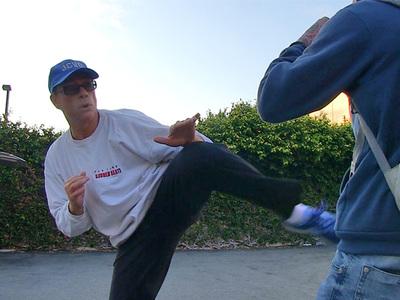 Jean-Claude Van Damme -- UFC Guys Can't Kick ... Lemme Teach You! (VIDEO)