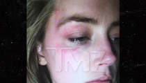 Amber Heard -- Claims Domestic Violence ... Gets Restraining Order Against Johnny Depp (PHOTOS)