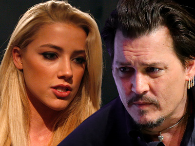 Amber Heard -- 'Ear-Witnesses' Says She's a Liar ... Johnny Wasn't Near Her