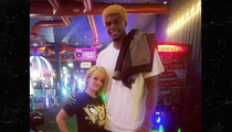 Andrew Bynum -- Blondes Have More Fun