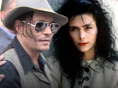 Johnny Depp's Ex-Wife -- He Isn't a Woman Beater