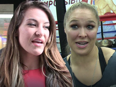 Miesha Tate -- Ronda's Emotionally Unstable