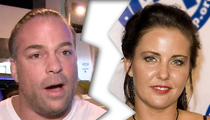 Ex-WWE Star Rob Van Dam -- Wife Files for Divorce ... But We Don't Hate Each Other