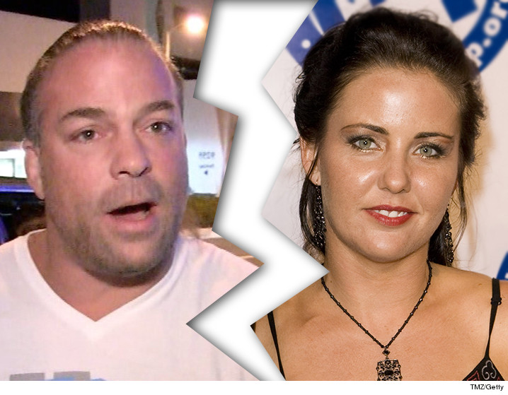 Ex-WWE Star Rob Van Dam's Wife Files for Divorce ... But ...