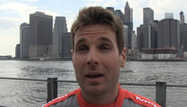 Racing Star Will Power -- Music In Race Cars? ... Hell No, It's Too Dangerous (VIDEO)