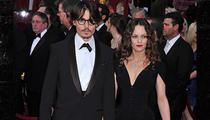 Johnny Depp -- Long-Term Partner ... Amber's a Liar ... He Doesn't Beat Women